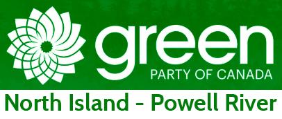 North Island - Powell River Greens