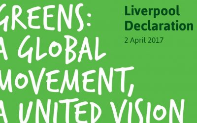 Reflections on Global Greens Congress 2017