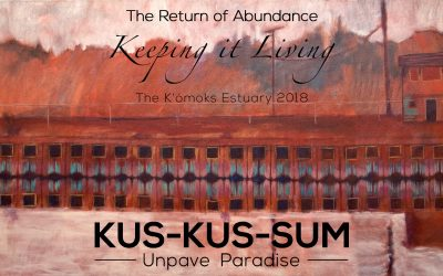 A Retirement Challenge in Support of Project Watershed's Kus-Kus-Sum Project